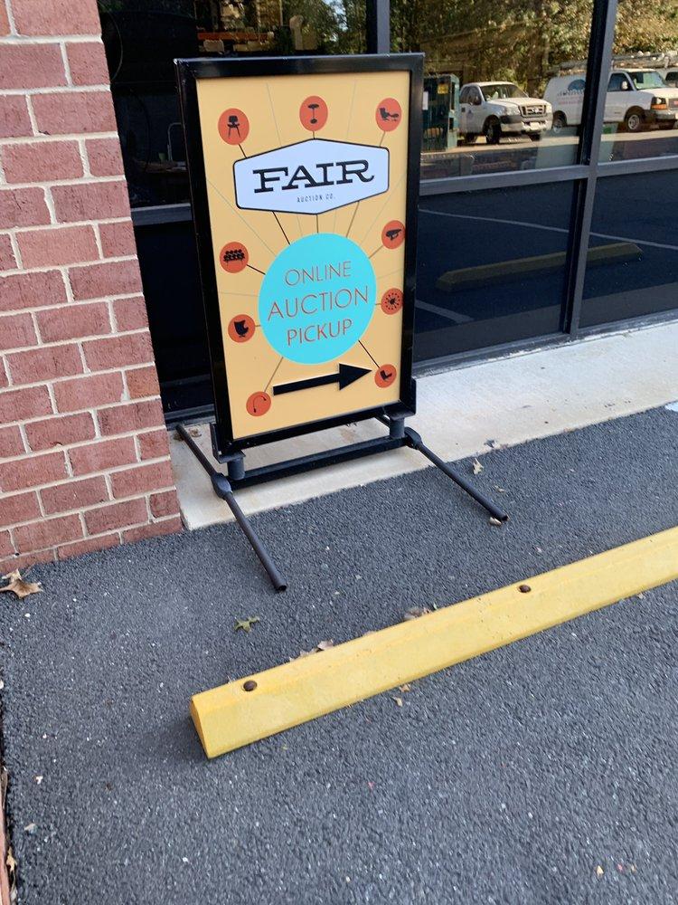 Fair Auction Company: 45681 Oakbrook Ct, Sterling, VA
