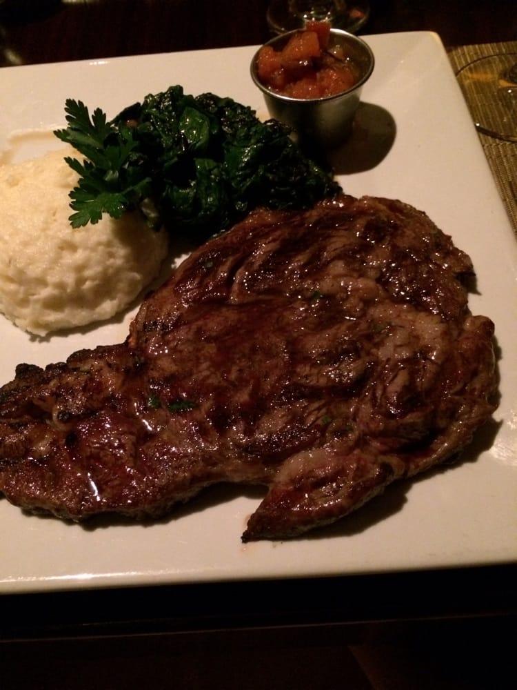 Rib eye steak yelp for Argentinean cuisine