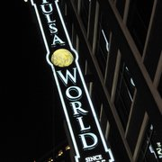 Tulsa World - Print Media - 315 S Boulder Ave, Downtown