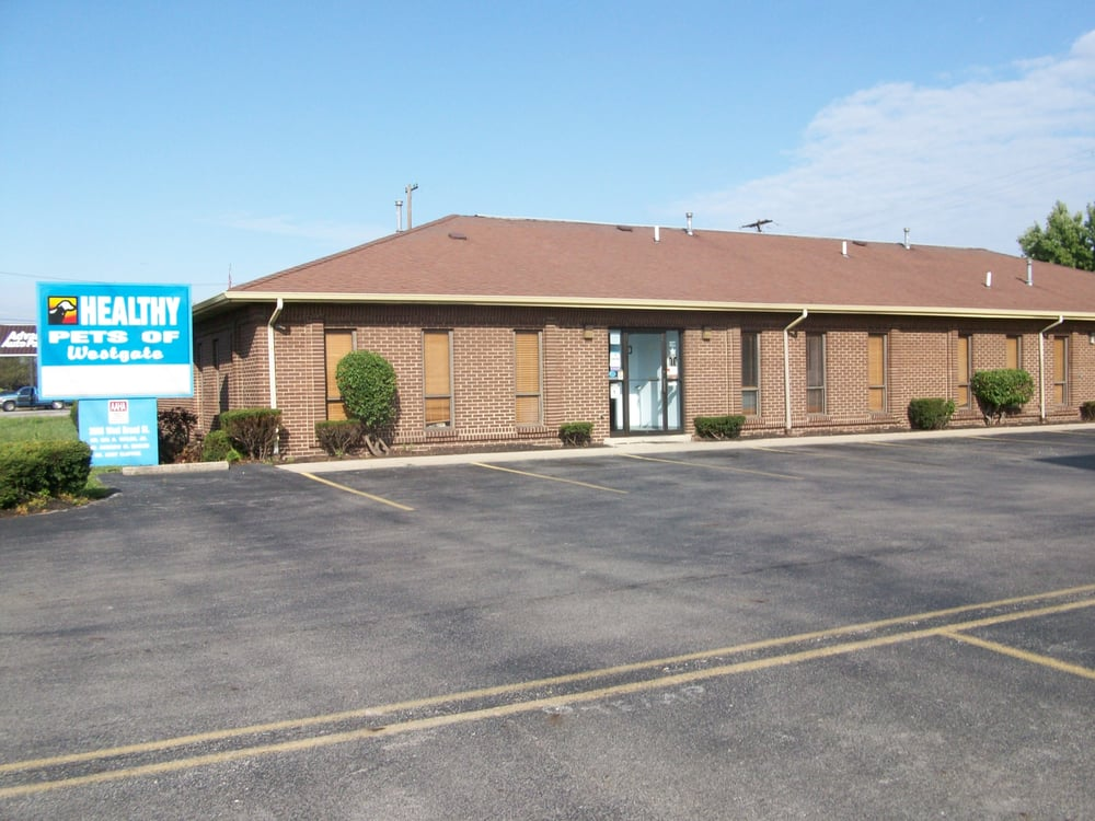 Healthy Pets of Westgate: 3588 W Broad St, Columbus, OH