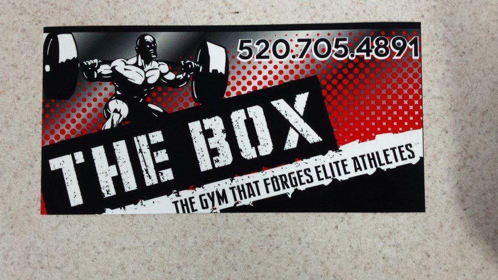 The Box: 406 N Florence St, Casa Grande, AZ