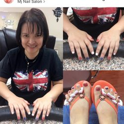 Mj Nail Salon