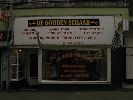 Erom Kledingreparatie De Gouden Schaar - Tailor & Sewing Alterations ...