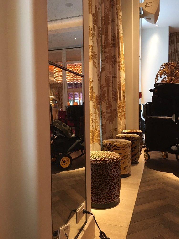 Living Room - Faena Hotel Miami Beach