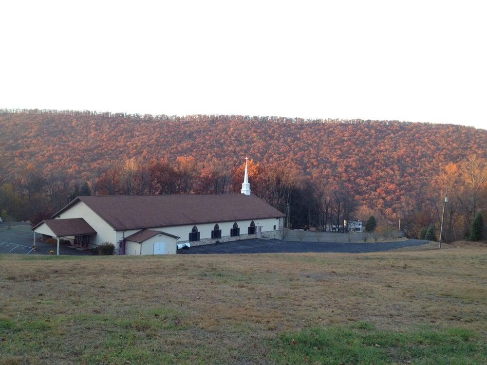 Mountainside Assembly of God: 1900 Trevorton Rd, Coal Township, PA