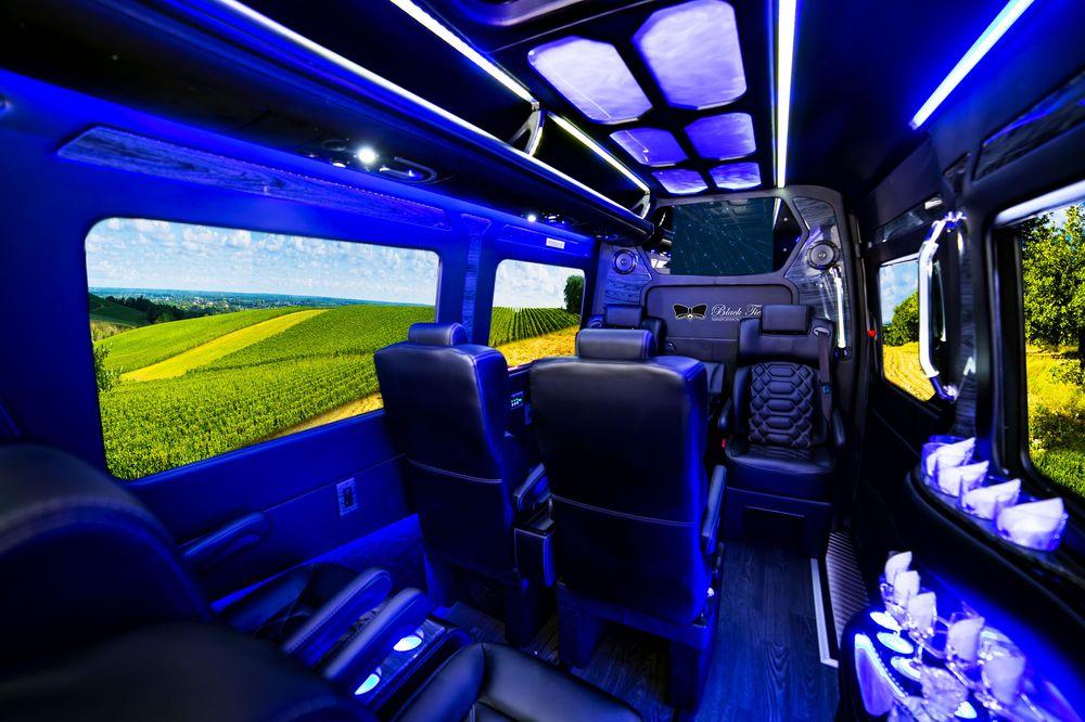 Black Tie Transportation: 7080 Commerce Dr, Pleasanton, CA
