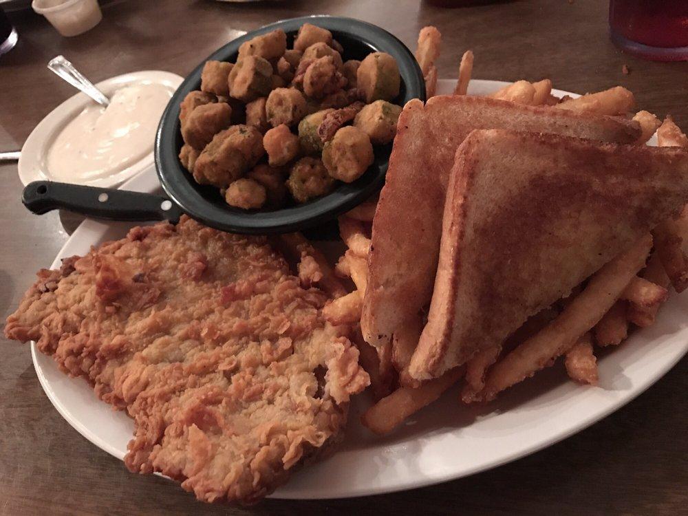 Wheelers Restaurant: 504 Garfield, Kiowa, OK