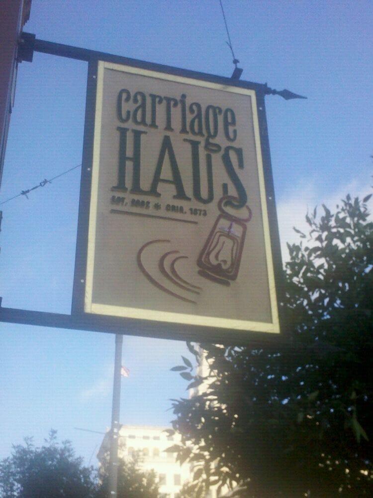 Carriage Haus: 312 W 3rd St, Davenport, IA