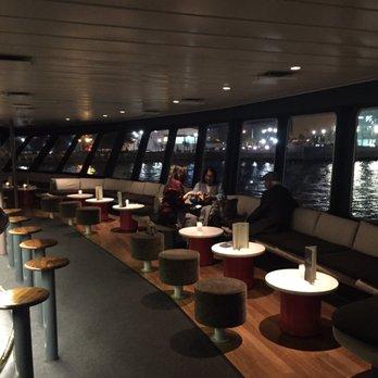 Hudson s at pier 81 check availability 246 photos for North river fish bar