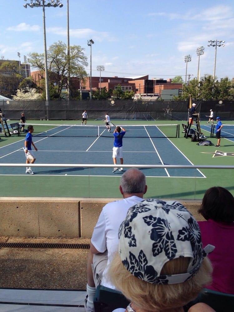 Vanderbilt Tennis Complex