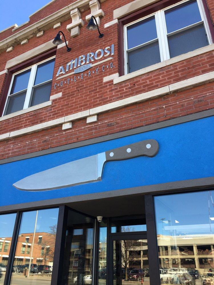 Ambrosi Bros Cutlery