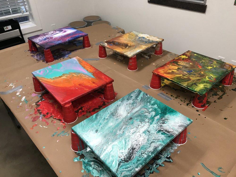 Inspired Minds Art Center: 121 Main St, Buda, TX