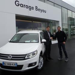Garage Beyou Volkswagen Auto Repair 26 Route Plouvorn Morlaix