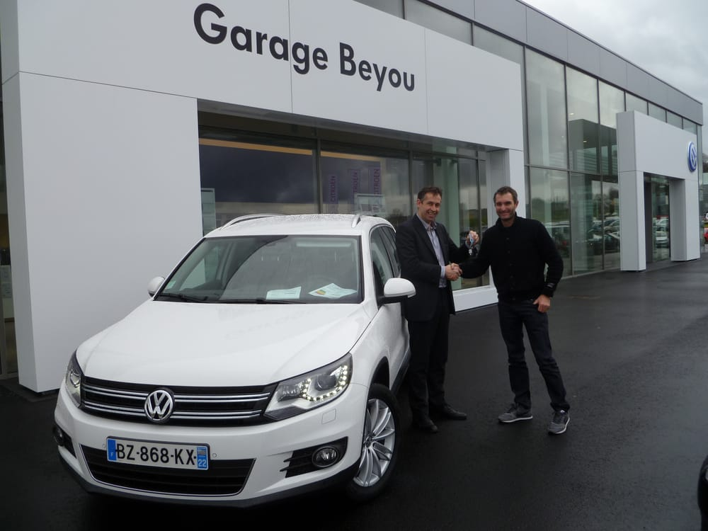 Garage beyou volkswagen r paration auto 26 route for Garage herblay route de conflans