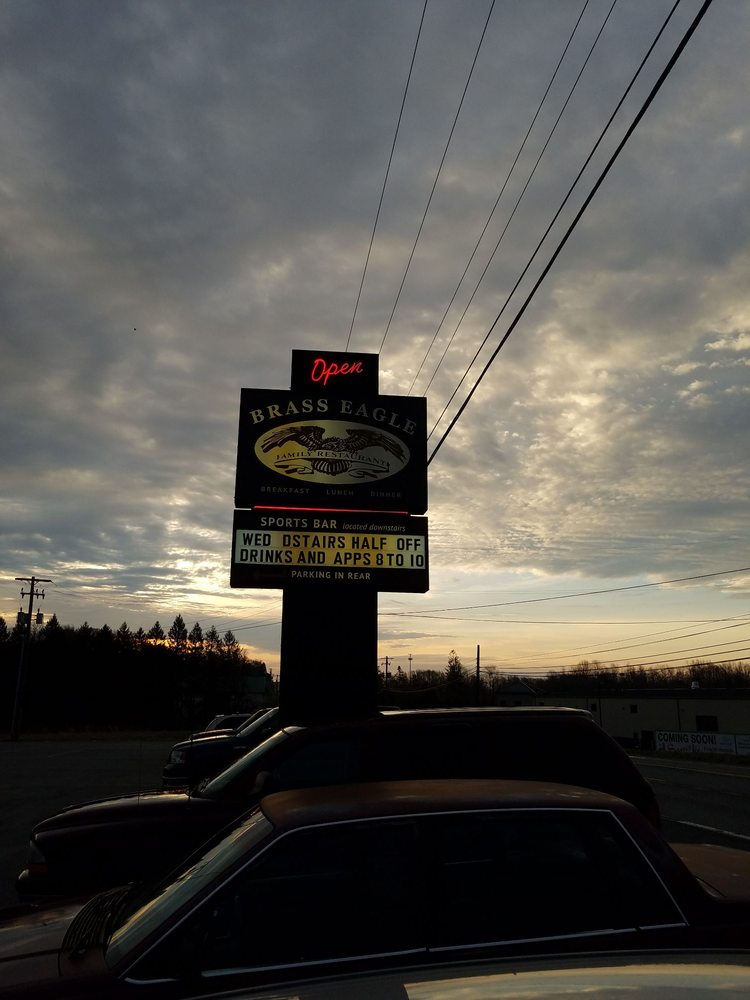 Brass Eagle Inn: 5725 Lincoln Hwy E, Gap, PA