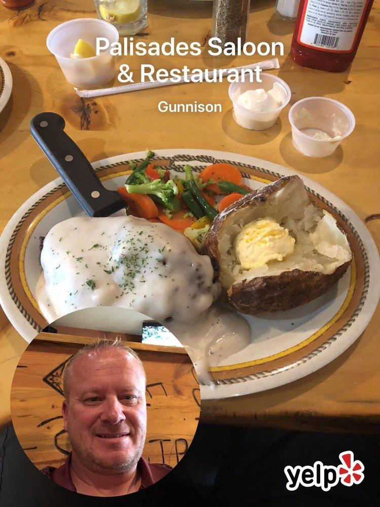 Palisades Restaurant: 820 N Main St, Gunnison, CO