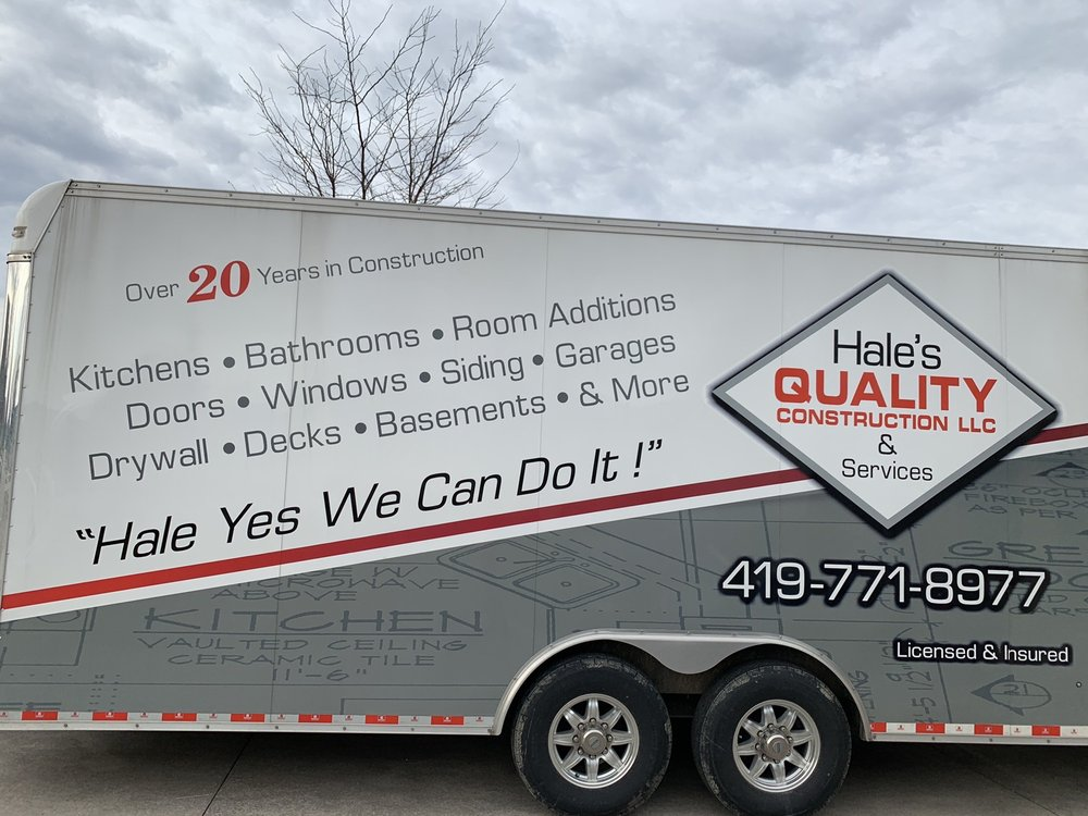 Hale's Quality Construction And Services: Grover Hill, OH