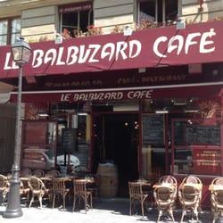 Restaurant Le Balbuzard Cafe