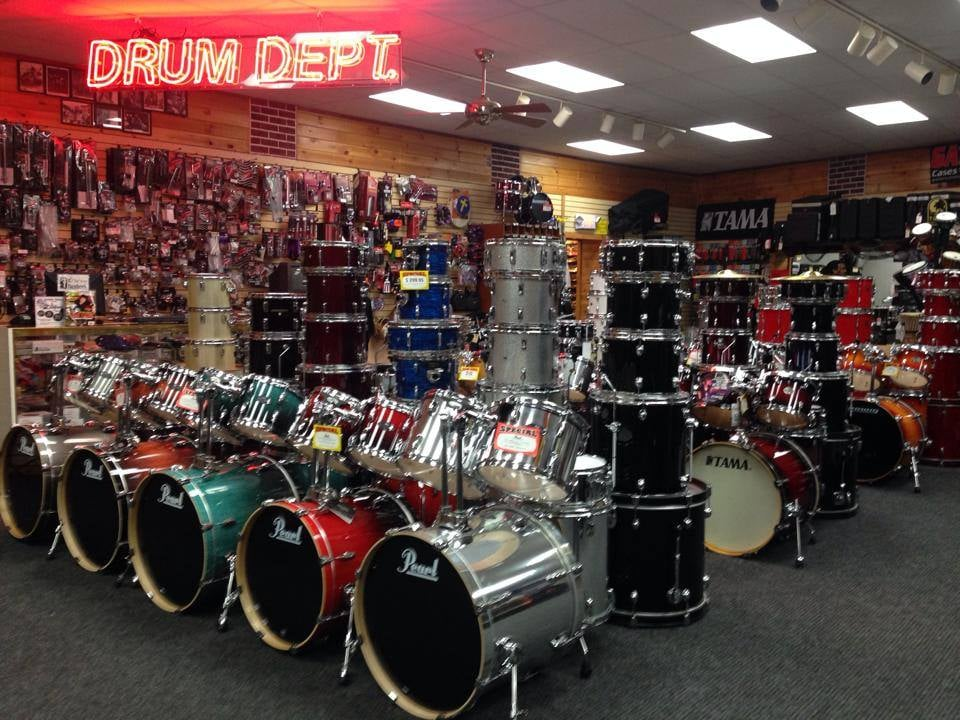 Drome Sound Music Store: 1875 State St, Schenectady, NY