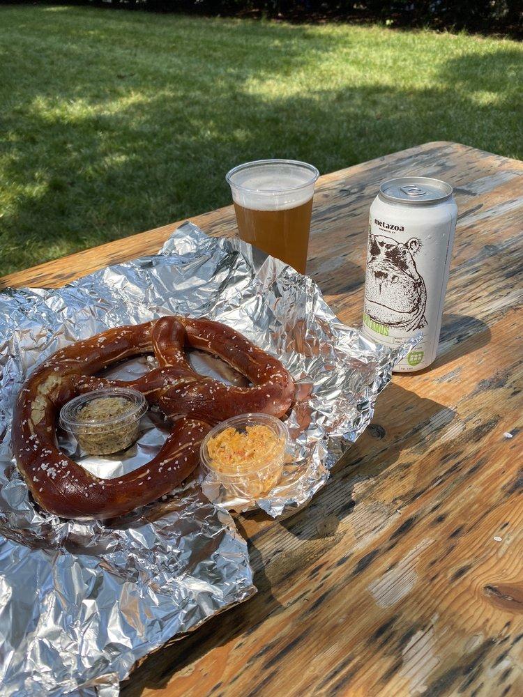 IMA Beer Garden: 4000 Michigan Rd, Indianapolis, IN