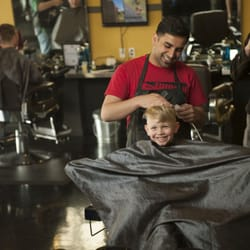 Delightful Photo Of Jimmyu0027s Barber Garage   Sacramento, CA, United States. Stylist  Sunny Has