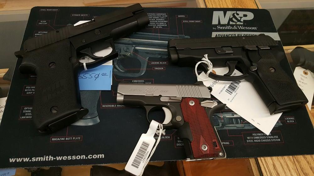J & E Guns: 125 Rockrimmon Dr, Bellefonte, PA