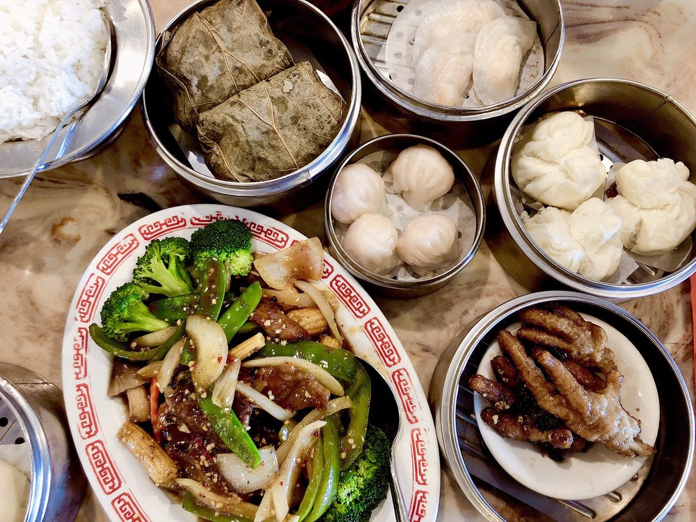 Canton Palace Chinese Restaurant: 7980 SW 8th St, Miami, FL