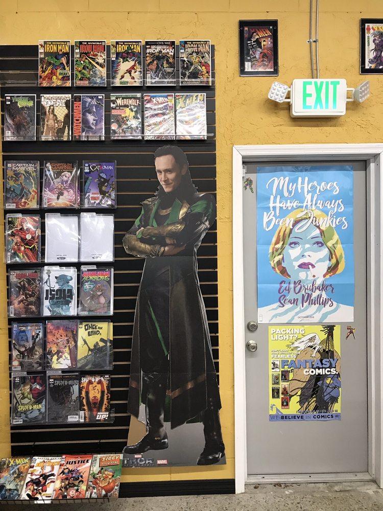 Bamf Comics & Collectibles: 500 E Horatio Ave, Maitland, FL
