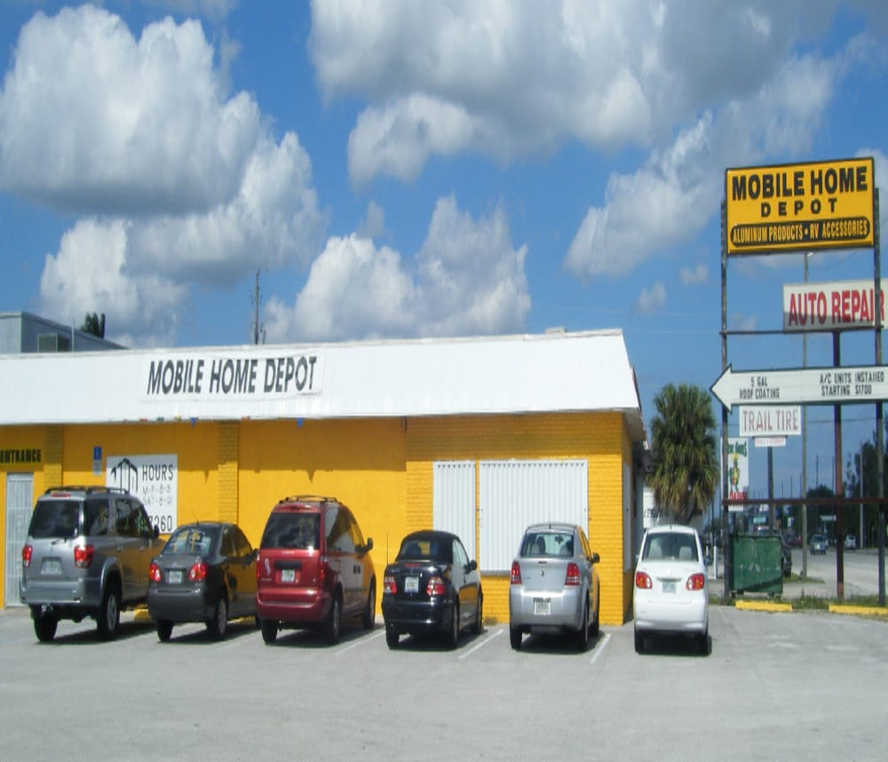 Mobile Home Depot Building Supplies 2453 N Military
