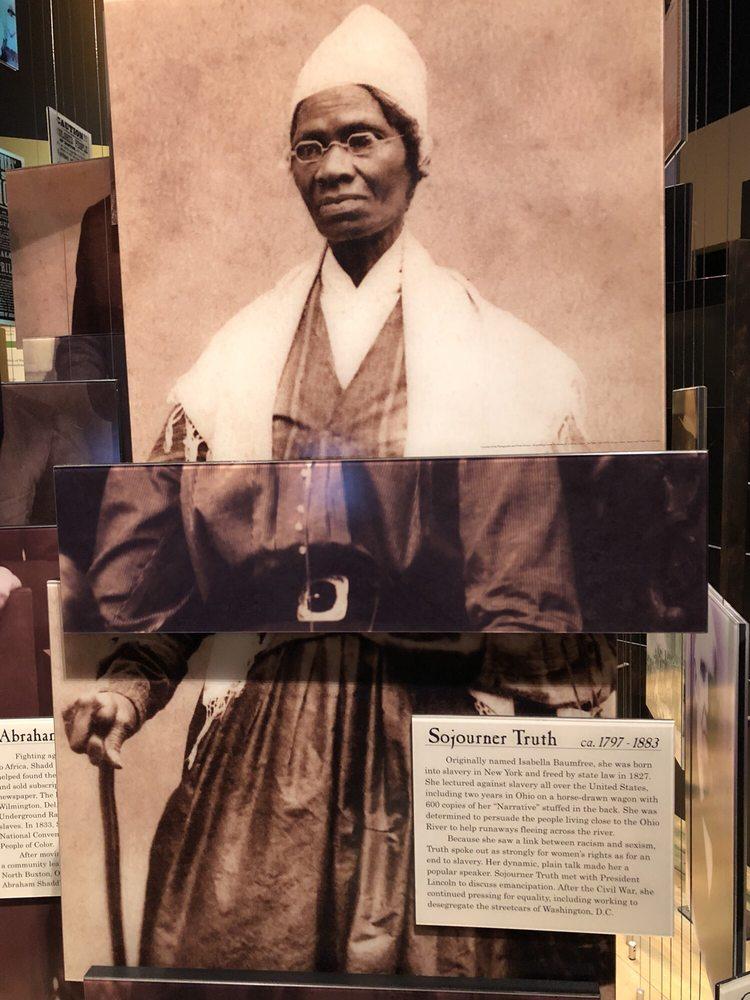 National Underground Railroad Freedom Center: 50 E Freedom Way, Cincinnati, OH