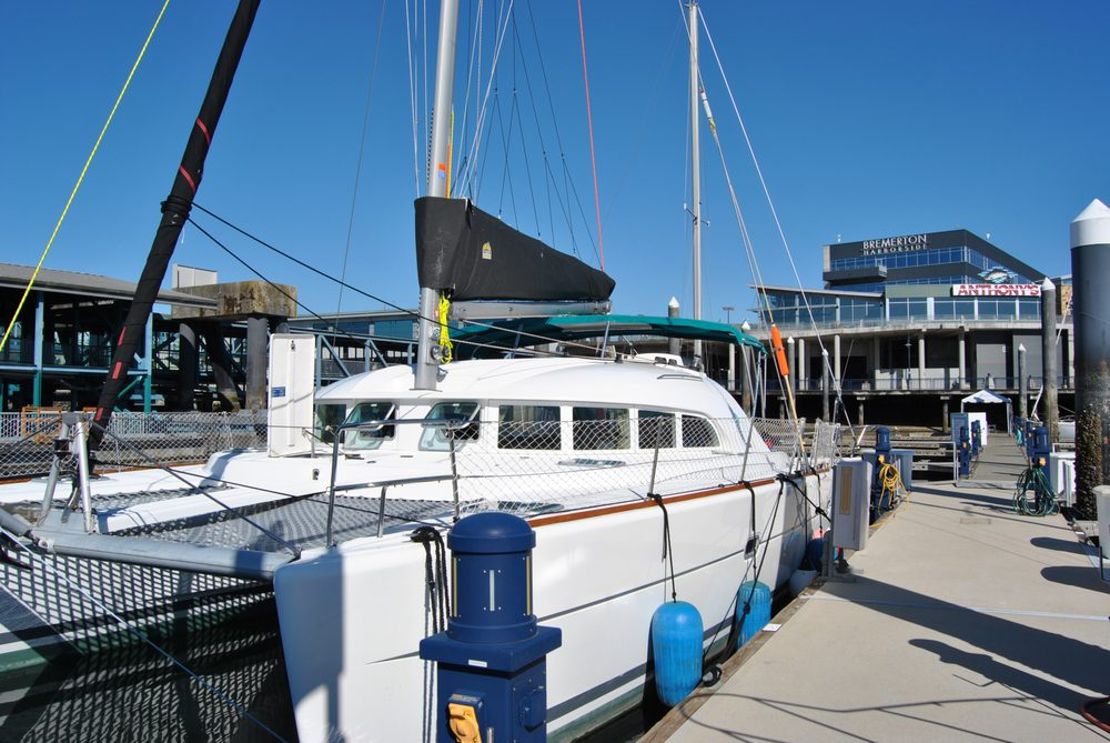 Puget Sound Sailing Institute: 5632 Marine View Dr, Tacoma, WA