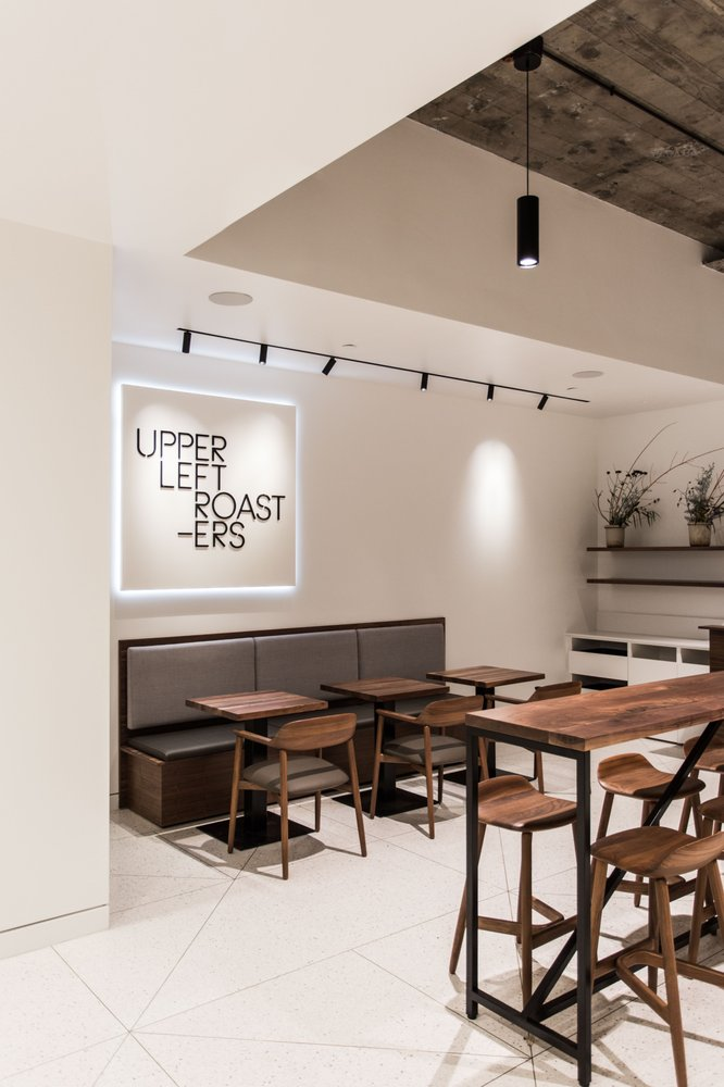 Upper Left Roasters: 555 SW Morrison St, Portland, OR