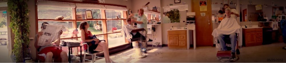 Red's Barber Shop: Franklin St, Johnstown, PA