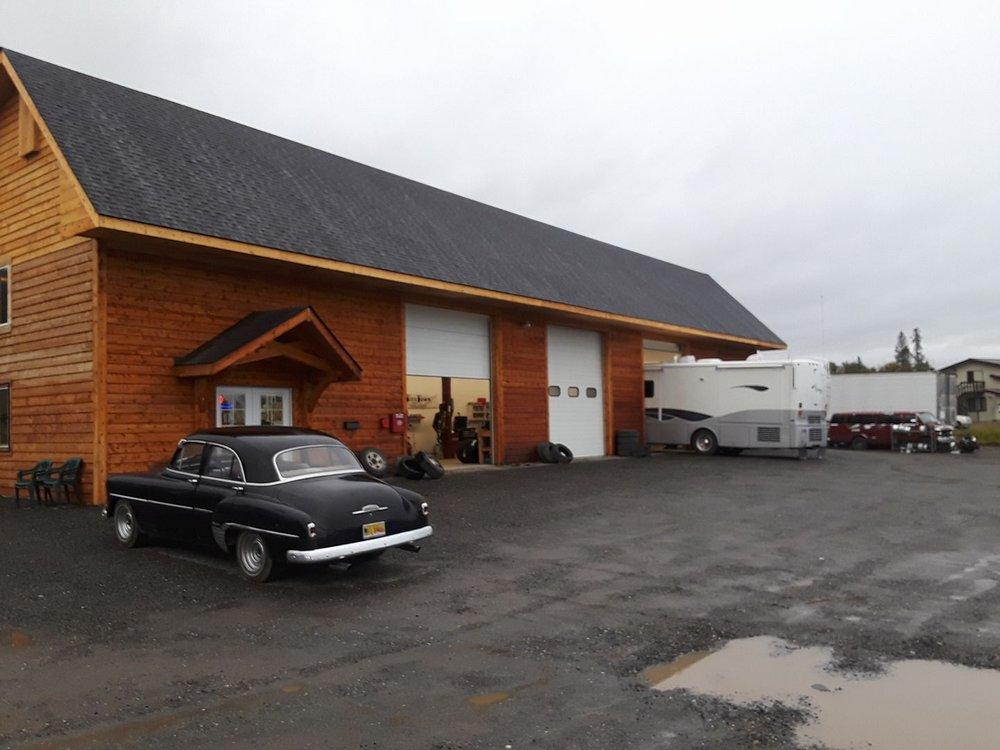 Tire Town: 60744 E End Rd, Homer, AK