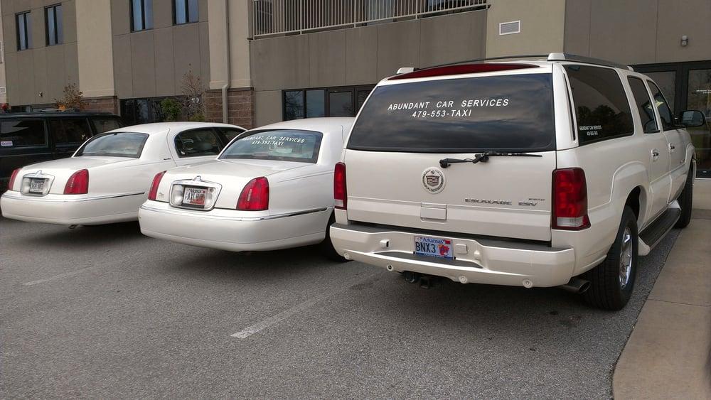 Abundant Transportation: 1120 S Walton Blvd, Bentonville, AR