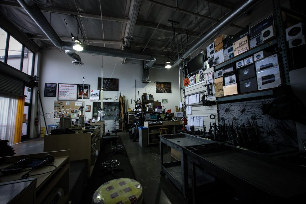 Samy's Camera Rentals - Playa Vista: 12636 Beatrice St, Los Angeles, CA