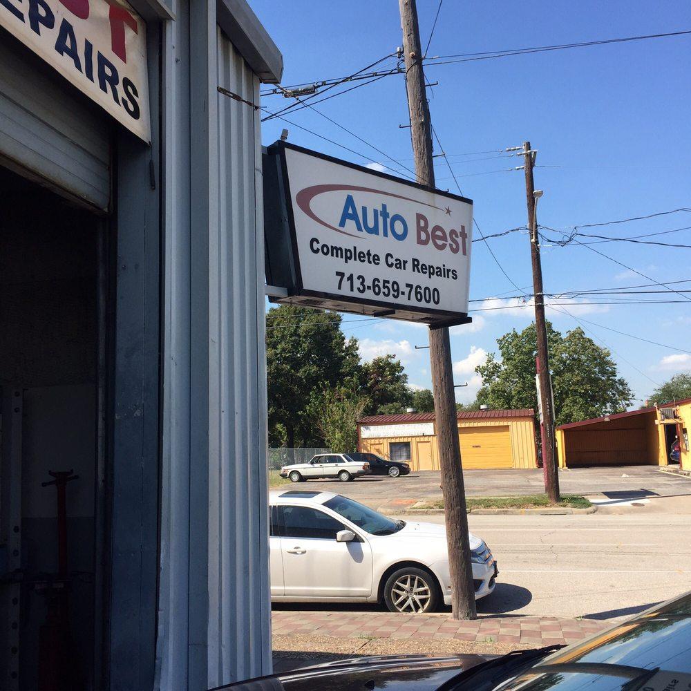 Auto best houston 25 reviews garages 2501 austin st for Best motors austin tx