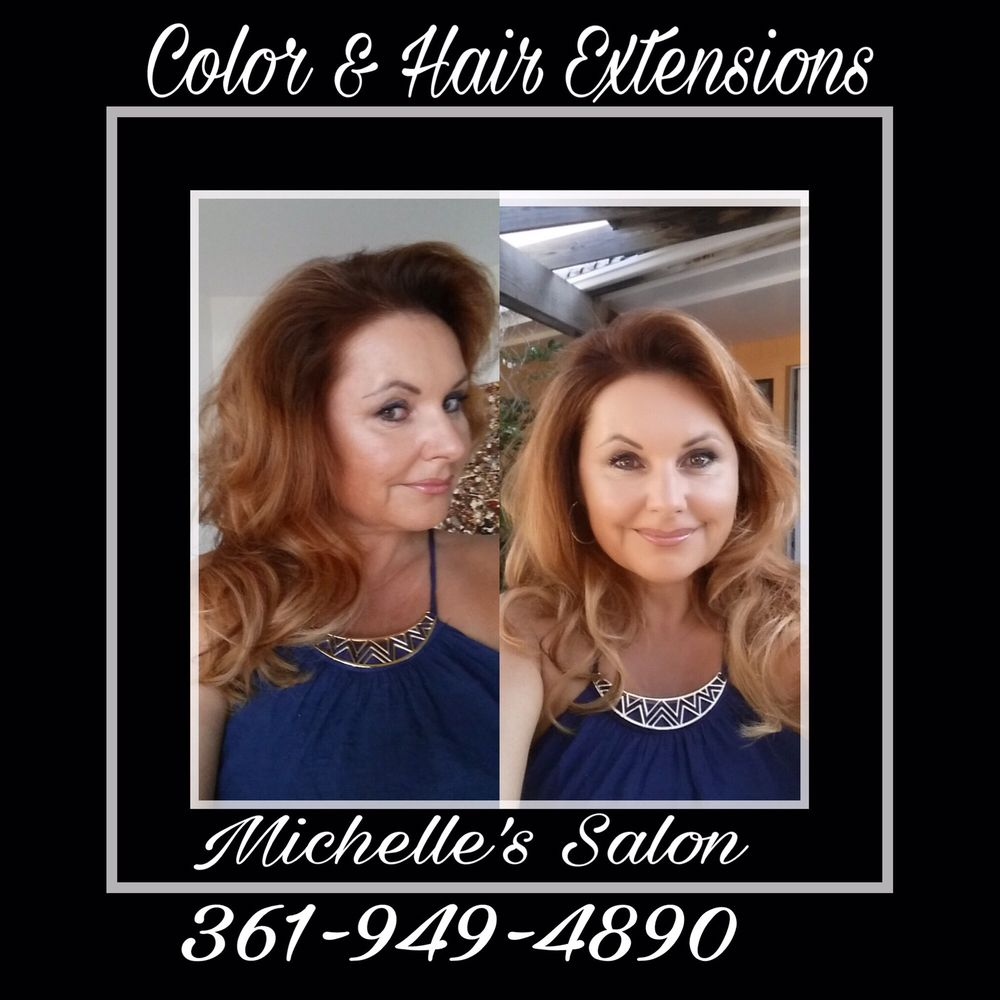 Michelles Salon 19 Photos Hair Salons 14813 S Padre Island Dr
