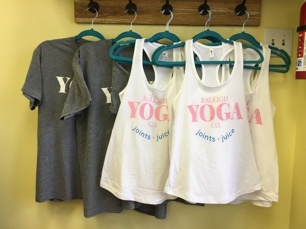Raleigh Yoga Company