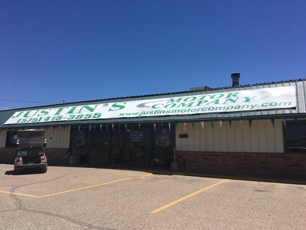 Justin's Motor Company: 1459 Hwy 70 W, Alamogordo, NM
