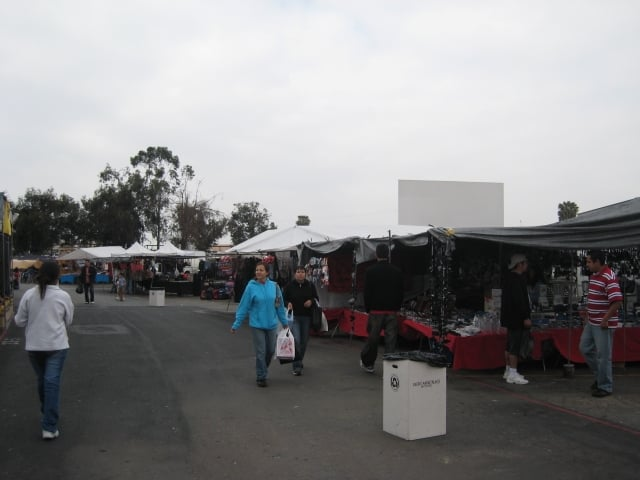 swap meet near la puente