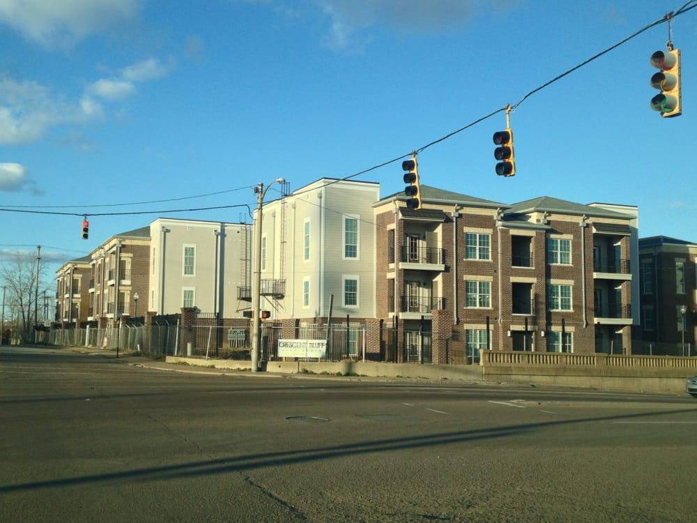 Crescent Bluff Apartments Memphis Tn
