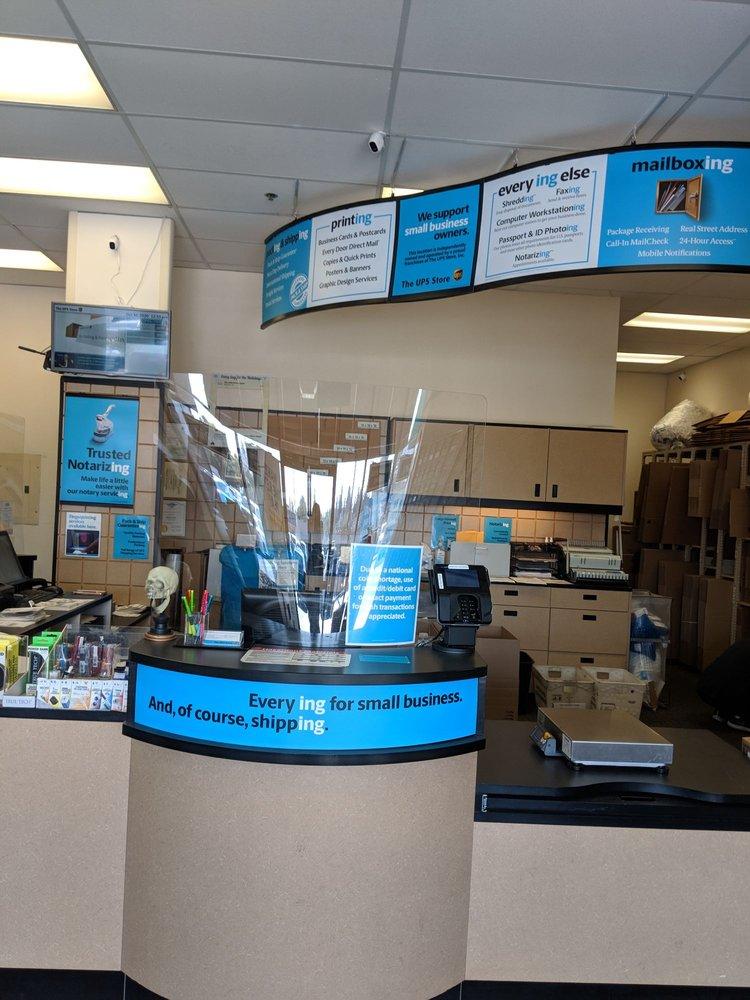 The UPS Store: 3141 Stevens Creek Blvd, San Jose, CA