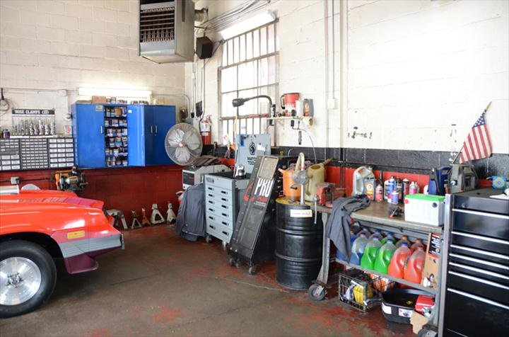 Camm's Automotive Repair: 17901 S Dixie Hwy, Homewood, IL