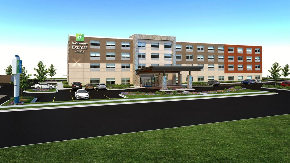 Holiday Inn Express & Suites Beloit: 3022 Ford St, Beloit, WI