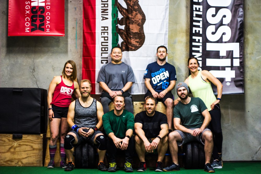 CrossFit Santa Rosa Strength and Conditioning