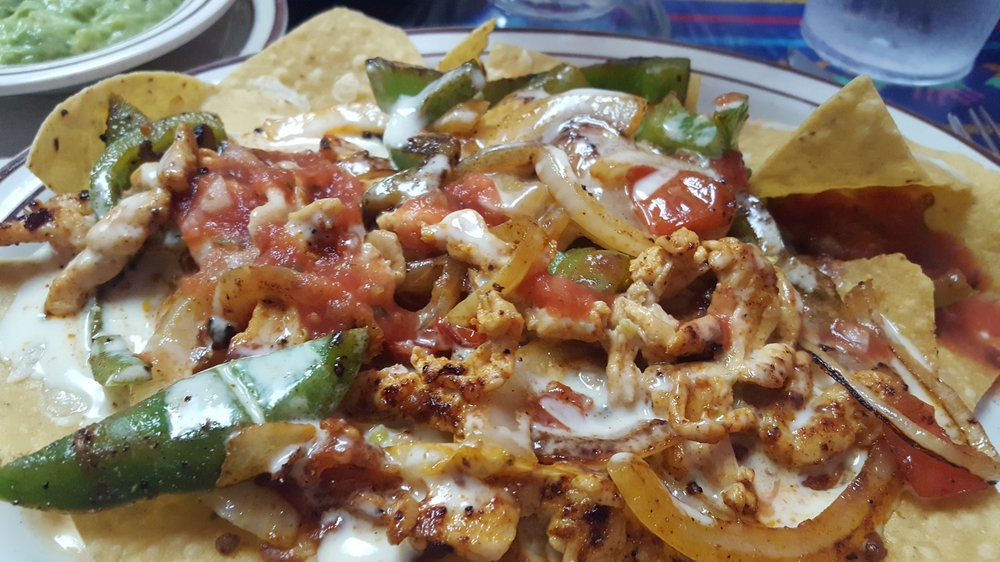 Fridas Cocina Mexicana: 840 S Madison Blvd, Bartlesville, OK