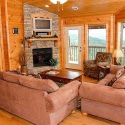 Superbe Photo Of Volunteer Cabin Rentals   Sevierville, TN, United States. Relax In  A