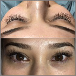 b238abe038d Photo of Bliss Beauty & Spa - Rockville, MD, United States. Volume lash.  Volume lash extensions