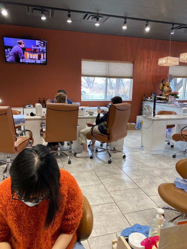 Oasis nails & spa: 2905 F Rd, Grand Junction, CO